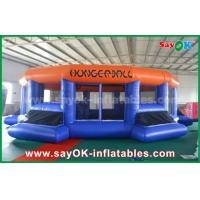 Wholesale PVC Inflatable Sports Games Street Panna Soccer Football Bubble Ball Field Cage from china suppliers