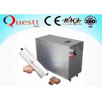 Buy cheap Metal Laser Rust Removal Machine for cleaning paint rust oil 60W 100W Handheld from wholesalers