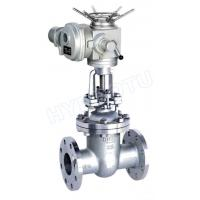 Wholesale Electric Motor Drived Flanged Gate Valve with Dia.200 – 1600 mm for Hydropower Station from china suppliers