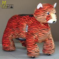 Wholesale Hansel kids giant animal scooters zoo animal scooter in mall from china suppliers