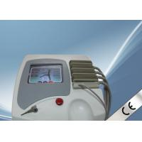 Wholesale Portable 650nm Lipo Laser Fat Reduction Beauty Salon Equipment , Slimming Machine from china suppliers