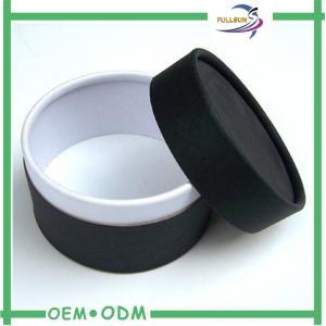 Wholesale Elegant Perfume Cosmetic Paper Tube Box Luxury Handmade Custom from china suppliers