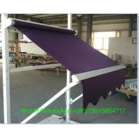 Wholesale semi cassette retractable window awning from china suppliers