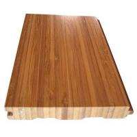 Quality Carbonized Vertical Bamboo Flooring for sale
