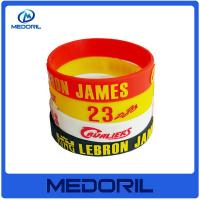 Wholesale HOT cool personalized silicone wristband / smart silicone waterproof wristband from china suppliers