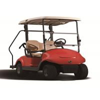 Wholesale 48V 3KW 2 Seater Golf Carts For Two Person Golf Courses In Coral Red Colour from china suppliers
