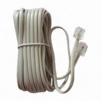 Buy cheap Telephone cable, customized specifications are accepted from wholesalers