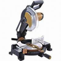 Wholesale 255mm 1800W miter saw, 220V rated voltage from china suppliers