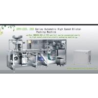 Wholesale High Speed Pharmaceutical AL / PL Blister Packaging Machine DPH-260 from china suppliers