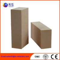 Wholesale Lightweight Refractory Insulating Fire Brick For Lime Kiln / Carbon Furnace from china suppliers