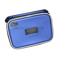 Quality Large Capacity Custom Medical Hard Case Hard Shell With Velvet Inner Material for sale