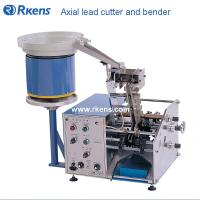 Quality RS-907A Taped & Loose Axial lead cutting forming machine, resistor cutting bending machine for sale