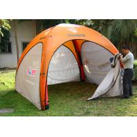 Quality Airtight Welded Inflatables Tent Polyester Waterproof Lightweight for Exhibition for sale