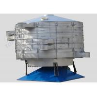 Wholesale 3 layer mesh Circular Tumbler Vibrating Seperator for Rubber sieving from china suppliers