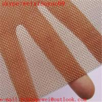 Wholesale Brass Wire Mesh Manufacturer with super quality/shileding Copper wire mesh/Copper Wire Mesh,Shielding Wire Mesh from china suppliers