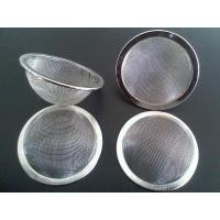 Wholesale custom etching stainless steel filters for smoke detector ( ISO 9001) from china suppliers