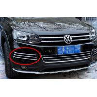 Wholesale Volkswagen Touareg 2011 Chrome Car Grilles , Custom Side Grille Garnish from china suppliers