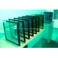 Wholesale Decorative Thermopane Insulated Glass Thermal Insulation For Storefront / Ceiling from china suppliers