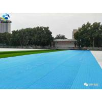 Quality Outside Rubber AArtificial Grass Underlay Shock Pad UV Protection for sale