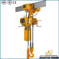 Wholesale electric chain hoist monorail trolley from china suppliers