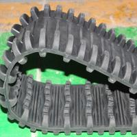 Wholesale Good Price and High Quality Rubber Tracks for Robot (100*20*76) from china suppliers