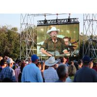 Buy cheap Outdoor Full Color LED Display Rental P6 LED Panel SMD3535 from wholesalers
