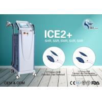 Wholesale Beauty Salon 10Hz Fast Hair Removal SHR Hair Removal CE Approved With 2 Handpieces from china suppliers