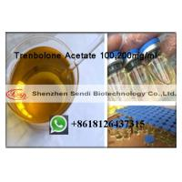 Buy cheap Injectable Trenbolone Steroid Trenbolone Acetate 100,200mg/ml for Muscle Growth from wholesalers