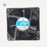 Wholesale 4.72 Inch Axial 24v Dc Motor Brushless 120mm Case Fan Low Noise 120 X 120 X 38mm from china suppliers