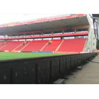 Wholesale P6 SMD3535 Stadium LED Screen Outdoor Rental With Safety Gates , 192*192mm from china suppliers