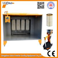 Wholesale Paint Spray Booths For Furniture / Auto / Machinery Products And Industrial from china suppliers