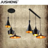 Wholesale Hot Selling Black Iron Dining Room Pendant  Lights CE certification (DL30046) from china suppliers