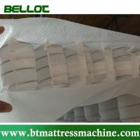 Buy cheap Pocket Spring Units For Mattress from wholesalers
