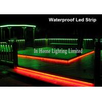 Wholesale 3528SMD RGB LED Strip Lights For Stair Lighting , 24V Double PCB Christmas Strip from china suppliers