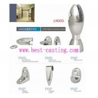 Wholesale Aluminum Die Casting Auto Accessory With SGS, ISO 9001: 2008 from china suppliers