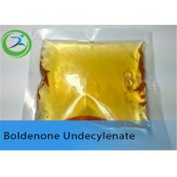 Wholesale CAS 13103-34-9 Boldenone Undecylenate Boldenone Steroids Yellow Powder from china suppliers