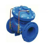 Quality Stainless Steel Diaphragm Pump Control Valve Multifunctional For Water Supply for sale