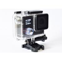 Quality CE / ROHSRemote Control Sports Camera , Waterproof Mini Sport Camcorders for sale
