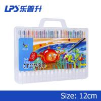 Wholesale 36 Colors Twist Up Crayons Long 170mm Children Paint Crayons In PP Box from china suppliers