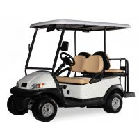 Wholesale Customized Electric Car Golf Cart 4 Seater Range up to 50 Miles Per Charge from china suppliers