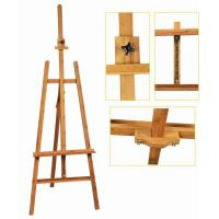 Wholesale Bamboo Adjustable Artist Painting Easel Tripod Stand For Painting OEM Avaliable from china suppliers