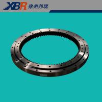 Buy cheap ZX series slewing bearing for Hitachi excavator , Hitachi excavator slewing ring bearing from wholesalers