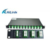 Wholesale Optics 40 Channel DWDM Mux Demux AAWG Modules 100Ghz C21-C60 For Data Center from china suppliers