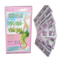 Wholesale Effectively Pink Fruta Planta Reduce Weight loss Capsule with pink box from china suppliers
