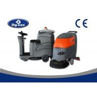 Wholesale Dycon Brand High-End Plastic Mterial Floor Scrubber Dryer Machine With CE And ISSA from china suppliers