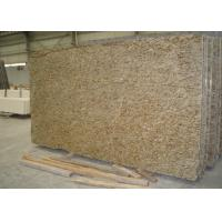 Wholesale Household Ornamental Gold Granite Stone Slabs Natural Granite Tiles Flooring from china suppliers