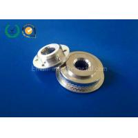 Wholesale Precision Aluminum CNC Machining Parts Custom Made For Telecommunication from china suppliers