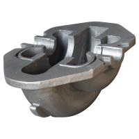 Wholesale Grey iron ,  ductile iron centrifugal pump housing axially split pump sand casting iron from china suppliers