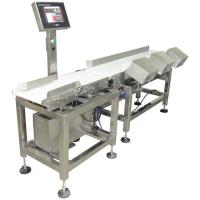 Wholesale Production line weight weighing scale,automatic sort weight into different zones from china suppliers