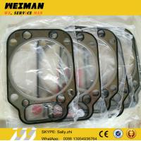 Wholesale SDLG orginal cylinder head gasket  13026701, sdlg spare parts   for deutz engine from china suppliers